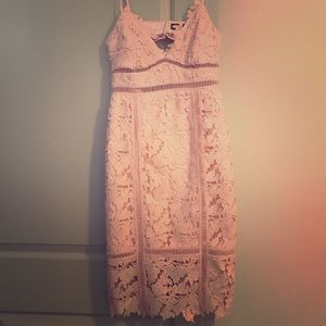 Bardot full lace dress size US 6